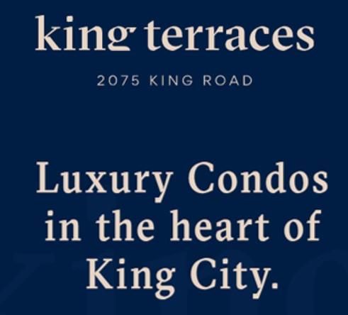 King terraces condos