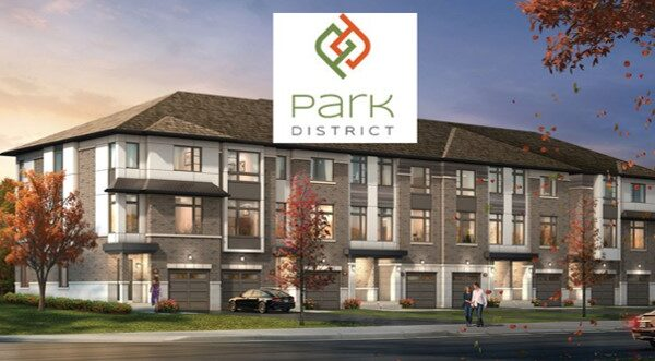 Park district townhomes