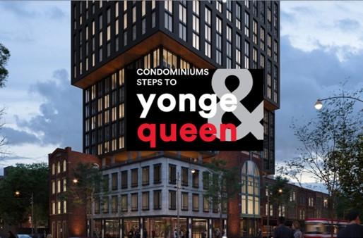 Queen Central Condominiums