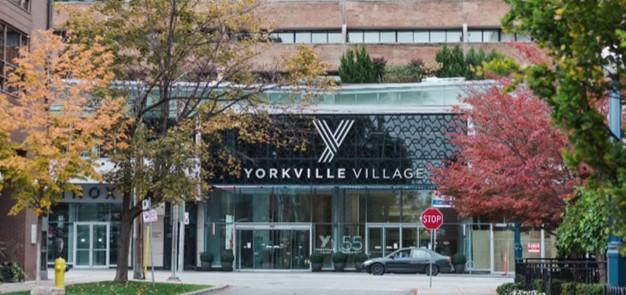 Yorkville toronto condos