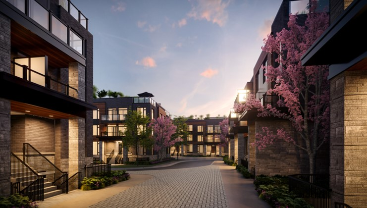 markdale townhomes