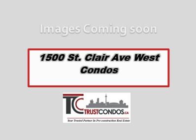 1500 St clair Avenue west Condos