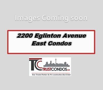 2200 Eglinton Ave East Condos