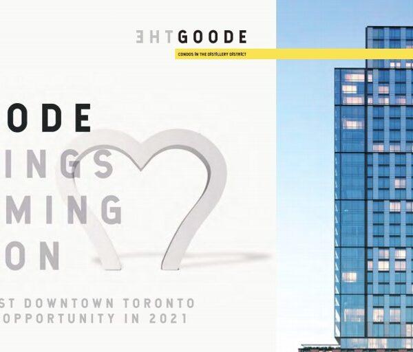 Goode Condos Toronto
