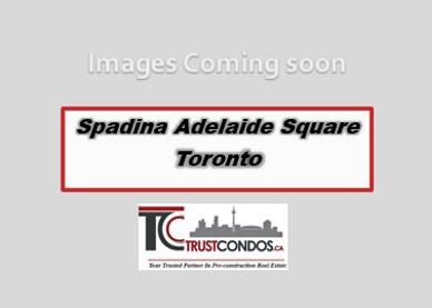 Spadina Adelaide Square condos