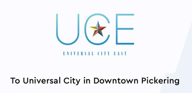 Universal city east condo