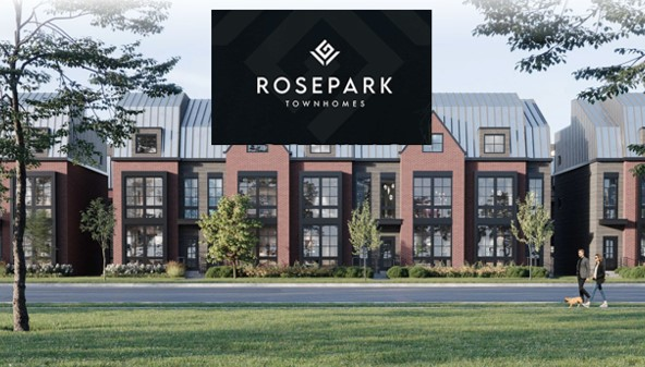 rosepark townhomes