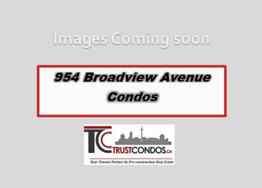 954 Broadview Ave Condos