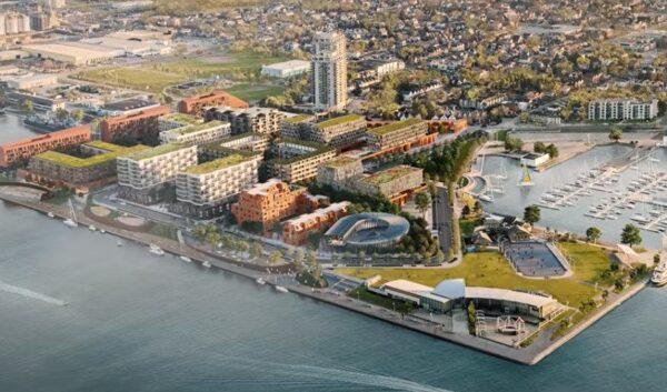 Waterfront Shores condos