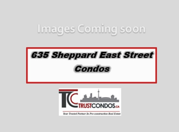 635 Sheppard Ave East Condos