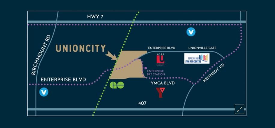 UnionCity by metropia