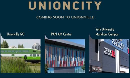 Unioncity condos markham